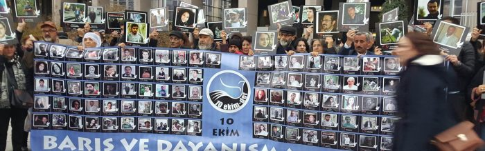 "Ahval reveals a top secret report of the EU: ""AKP commissioned ISIS for Ankara Massacre"""