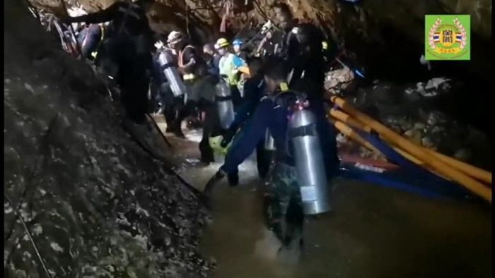 Thai cave rescue: Elon Musk sends SpaceX, Boring Co to help rescue trapped soccer team