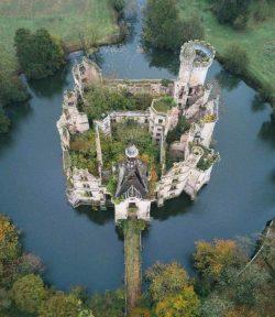 Abandoned French Chataeux