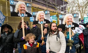 Virgin awarded almost £2bn of NHS contracts in the past five years