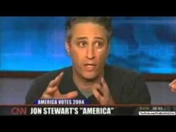 Jon Stewart on Crossfire is as relevant today as it was in 2004