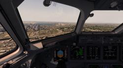 Modern flight sims