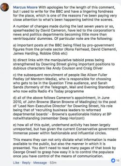 How David Cameron hijacked the BBC.