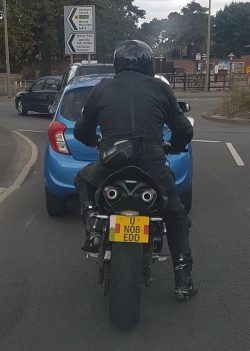 Best number plate ever?