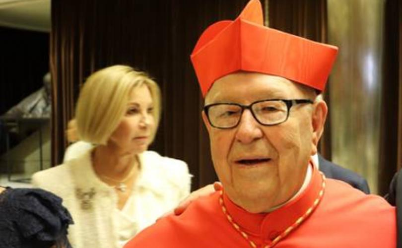 """Pedophile Cardinal says """"Victims should remain silent, because of their own failings"""""""