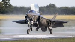 Entire F-35 fleet grounded and checked for fault after crash