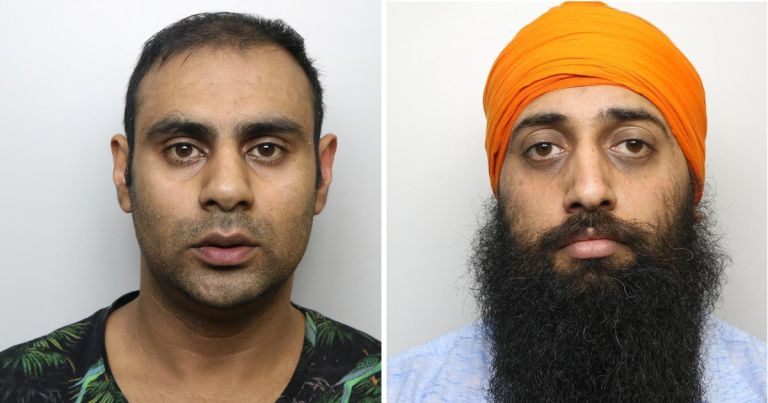 Huddersfield rape gang jailed for 221 years for abusing 15 girls