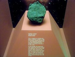 One of the oldest rocks in existence, the Murchison Meteorite. It's 4,600,000,000 years ol ...