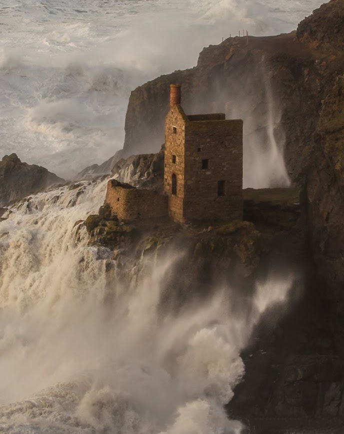 Crowne Engine House, Botallack