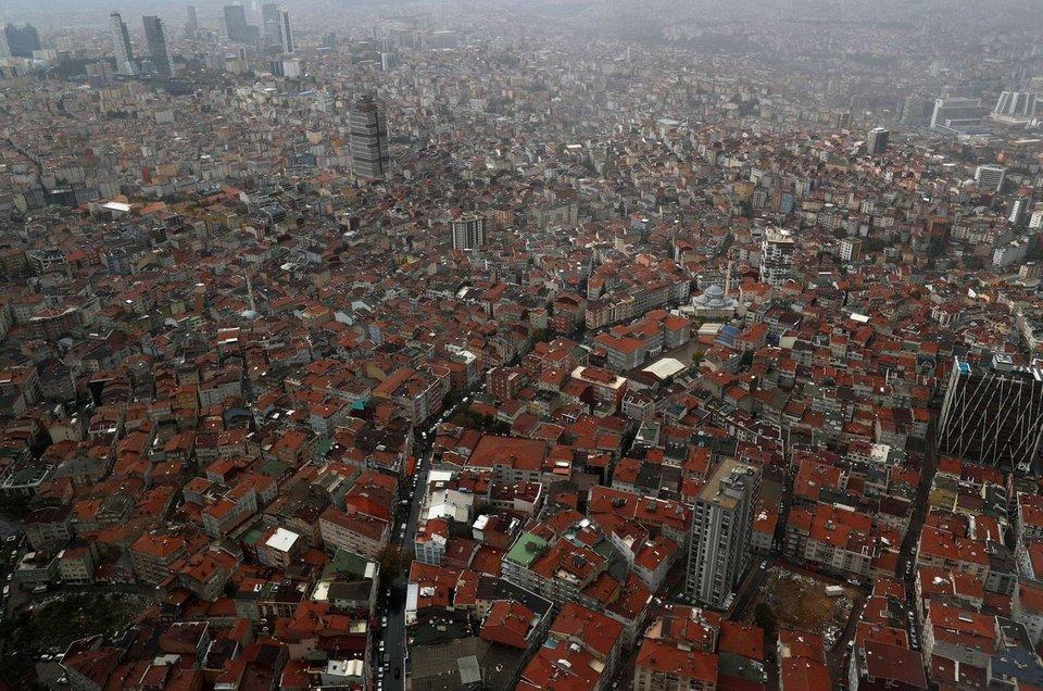 Istanbul, aka hell!