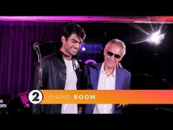 Andrea & Matteo Bocelli – Perfect Symphony (Ed Sheeran Cover) Radio 2 Piano Room