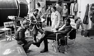 Empire laid bare: making the original Star Wars trilogy – in pictures