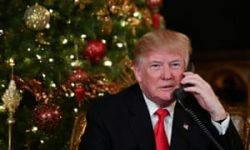 Trump's 'Merry Christmas' pledge fails to manifest at his own businesses
