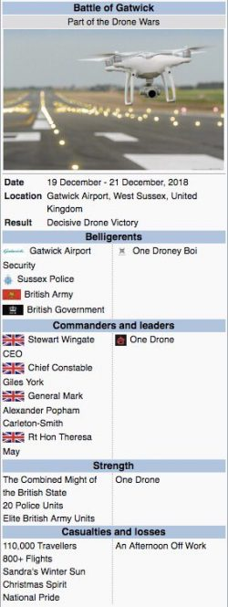 Battle of Gatwick