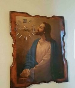 Jesus Christ, will you look at the time!