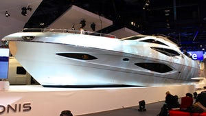 """Furrion parts the seas with AI-powered """"world's smartest yacht"""""""