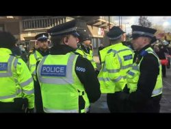 How the Police have Become the Paramilitary Arm of Political Correctness