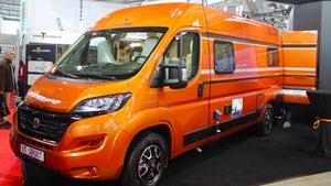 VanTourer optimizes space in its smart, versatile 2019 camper vans
