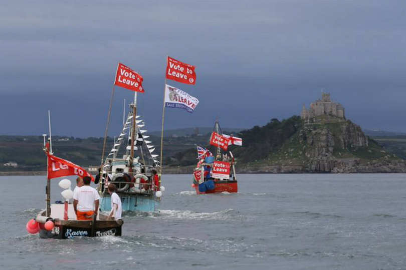 Brexit will not take back control of fishing industry, says Labour group