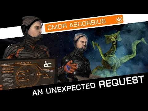 Elite Dangerous: An Unexpected Request