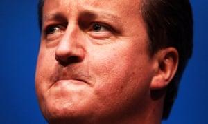 Seven weeks before we leave the EU … has anyone seen David Cameron?
