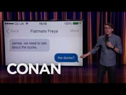 James Veitch Is A Terrible Roommate