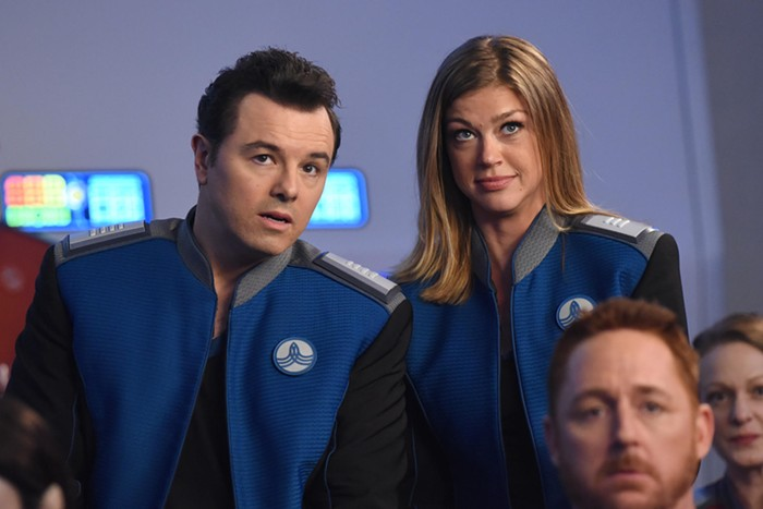 Seth MacFarlane's The Orville Is Much, Much Better Than It Needs to Be