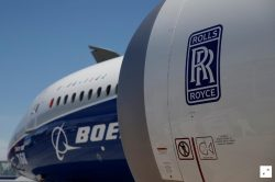Britain's Rolls-Royce has effectively moved the home for its best-known jet engine designs ...