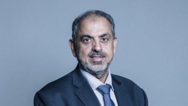 Lord Ahmed charged with attempted rape