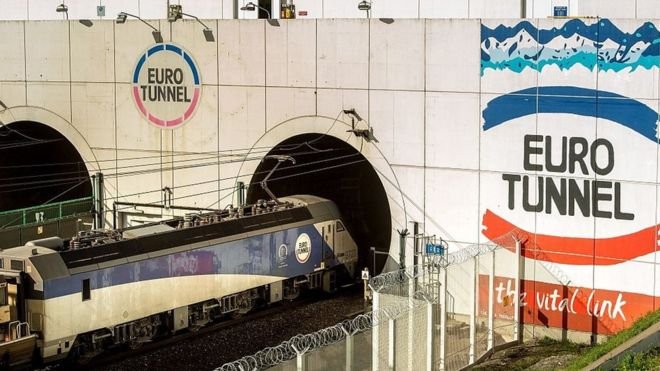 Government pays Eurotunnel £33m over Brexit ferry case
