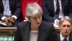 Brexit: EU says short delay is possible if MPs back deal