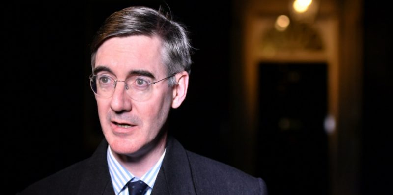 Jacob Rees-Mogg supporters would make the National Front blush
