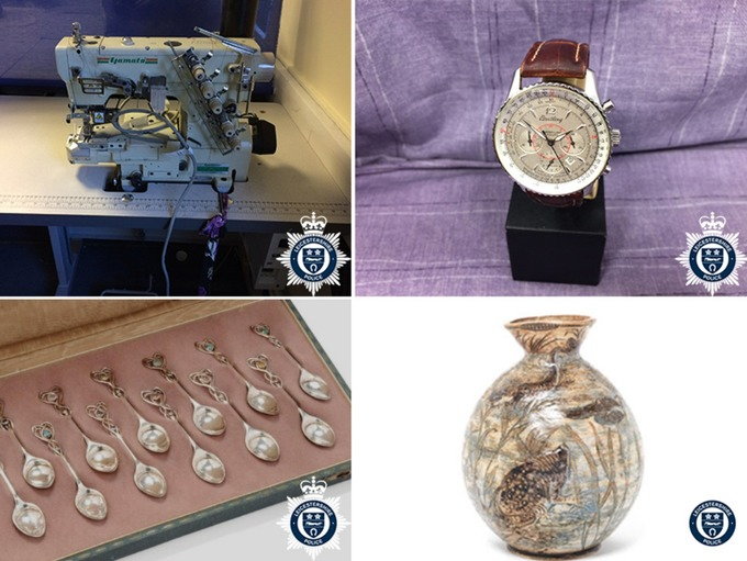 Police Force's eBay account generates more than £1.7 million