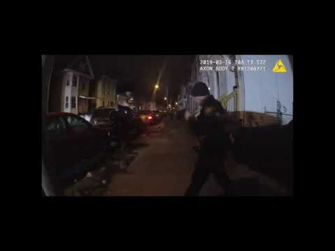 Graphic Content: Police body camera captures brutal beating