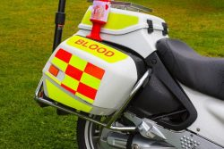 Blood bike volunteers replaced by private firm in £14m deal