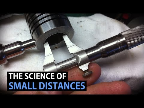 The Science Of Small Distances