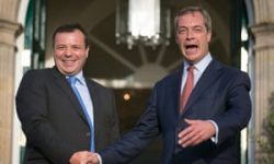 Arron Banks 'gave £450,000 funding to Nigel Farage after Brexit vote'