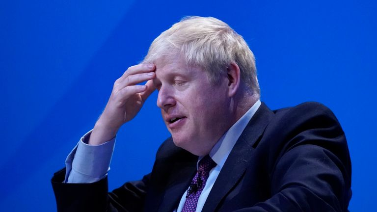 Boris Johnson's 'crude remark about the French was cut by BBC'