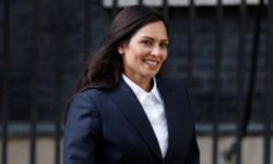 Priti Patel paid £1,000 an hour as adviser to firm supplying MoD