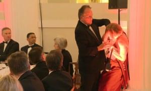 Boris Johnson drops investigation into MP who manhandled protester