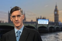 'Should bellend be hyphenated or not?' staff ask Jacob Rees Mogg