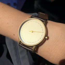 Cool slow watch