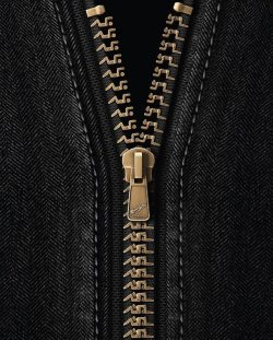 Creative zip design