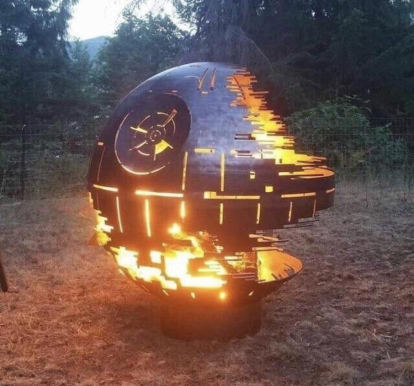 The best firepit ever?