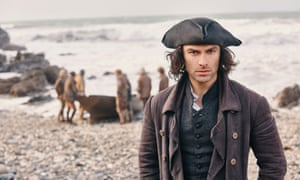 Poldark final episode review – as gloriously hammy and cheesy as a croque monsieur