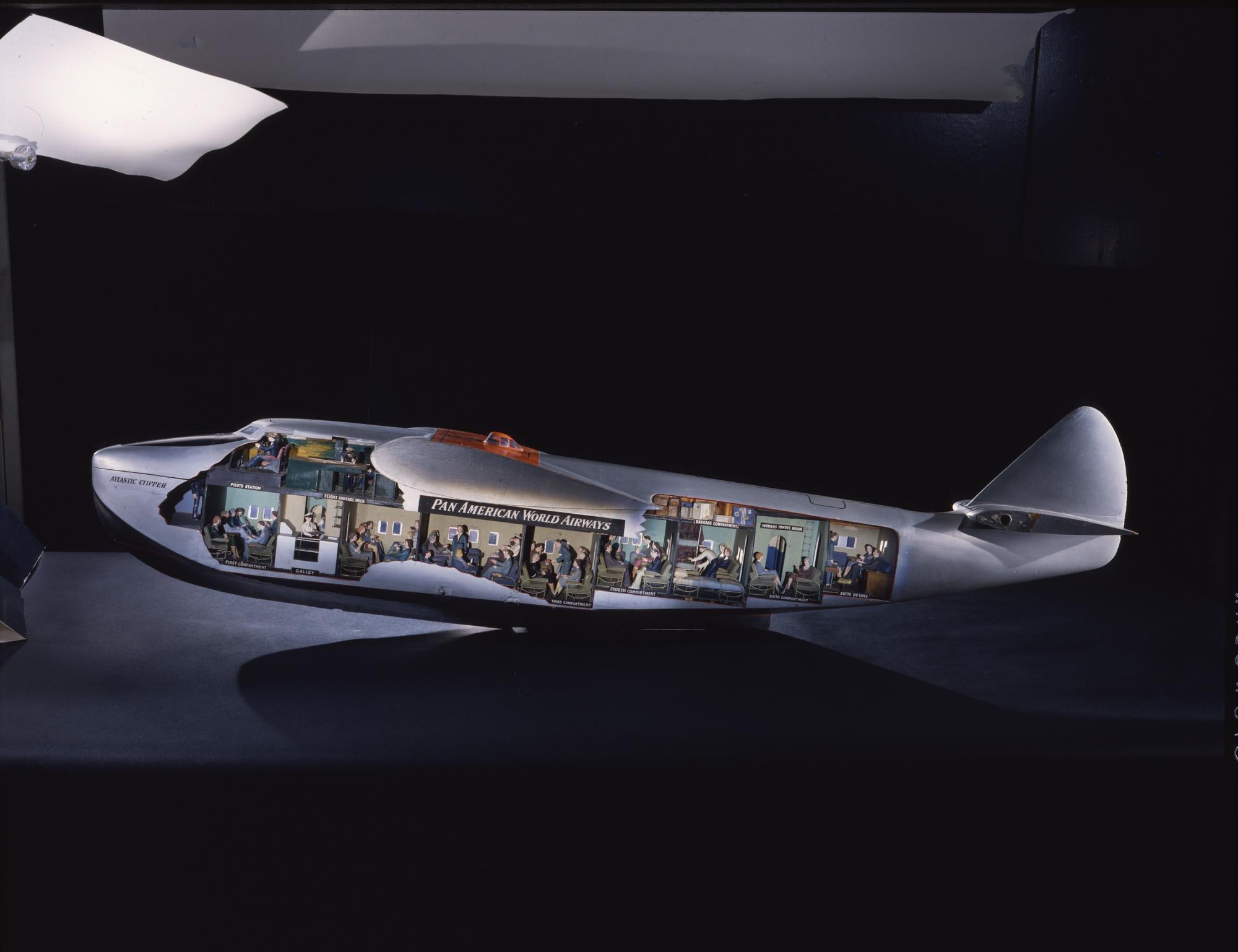 Plane cutout