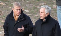Jeffrey Epstein: close friend of royal family and global elite, arrested for trafficking underag ...