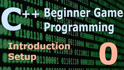 C++ game programming tutorial series suitable for total beginners. Even if you have some program ...