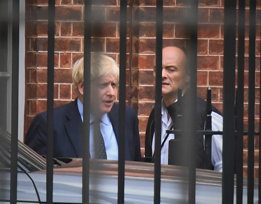 BREXIT DISASTER CAPITALISM £8 Billion Bet on No Deal Crash-Out by Boris Johnson's Leave Ba ...