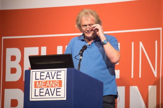 Wetherspoons profits drop 19% and its boss is blaming Remainers.